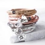 Bracelet Metallic Charms
