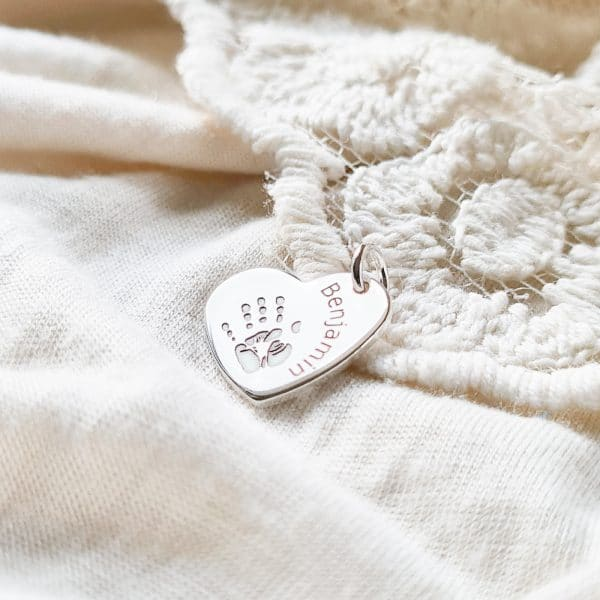 handprint heart charm-7